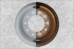 Пескоструйная обработка и дефектовка дисков