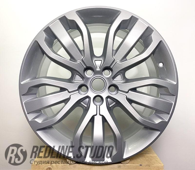 Серебро (Range Rover Sport)