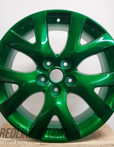 Зеленый кэнди